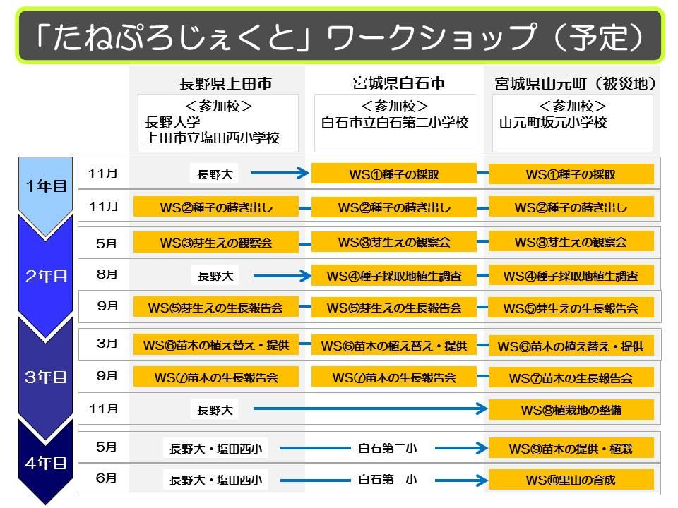 20130910 たねぷろじぇくとワークショップ